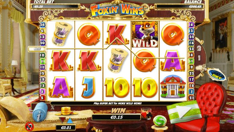 Foxin' Wins Slots